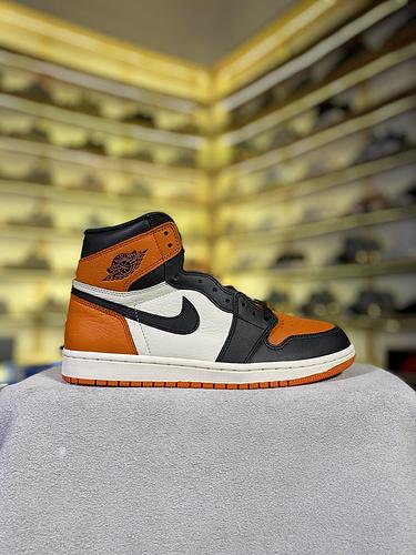巅峰AJ1制鞋工艺  资源稀缺的硬通货