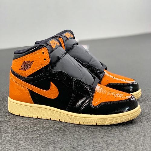 """Air Jordan 1 """"Shattered"""" 3.0 清远渠道货 女神款 猪油3.0配色 555088-028_河源裸鞋版本"""