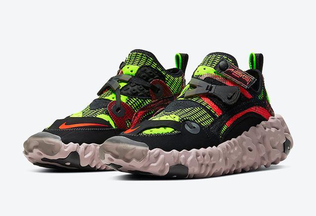 Nike ISPA OverReact 货号:CD9664-001_椰子5