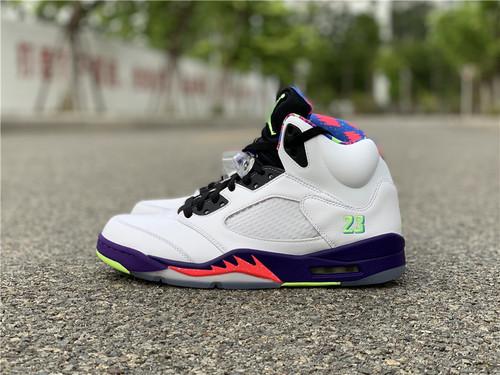 "Air Jordan 5 ""Alternate Bel-Air"" 货号:DB3335-100_莆田鞋大厂微信号"