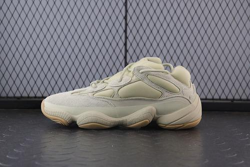 Adidas Yeezy 500 'Stone' FW4839 阿迪椰子磐石配色休闲跑鞋_h12的椰子