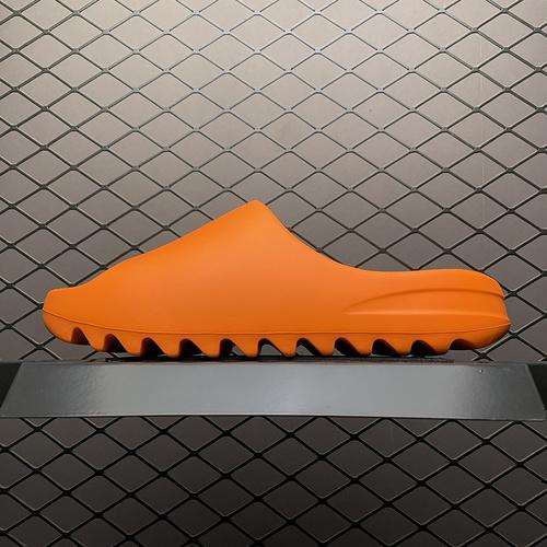 "Original Yeezy Slide "" Enflame Orange "" 橙色 侃爷椰子拖鞋 GZ0953_比亚迪S2的缺点"