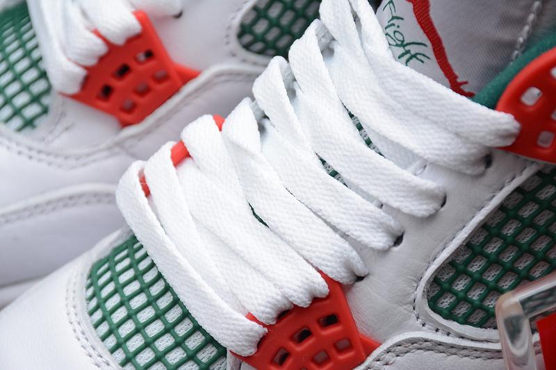 ST版本 AJ4白绿红 AQ3816-163 男鞋_率土之滨s2流浪军是什么意思