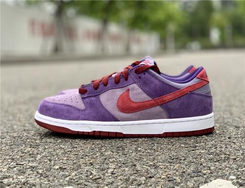 "Nike Dunk Low ""Plum"" 货号:CU1726-500_广东aj东莞鞋厂厚街"