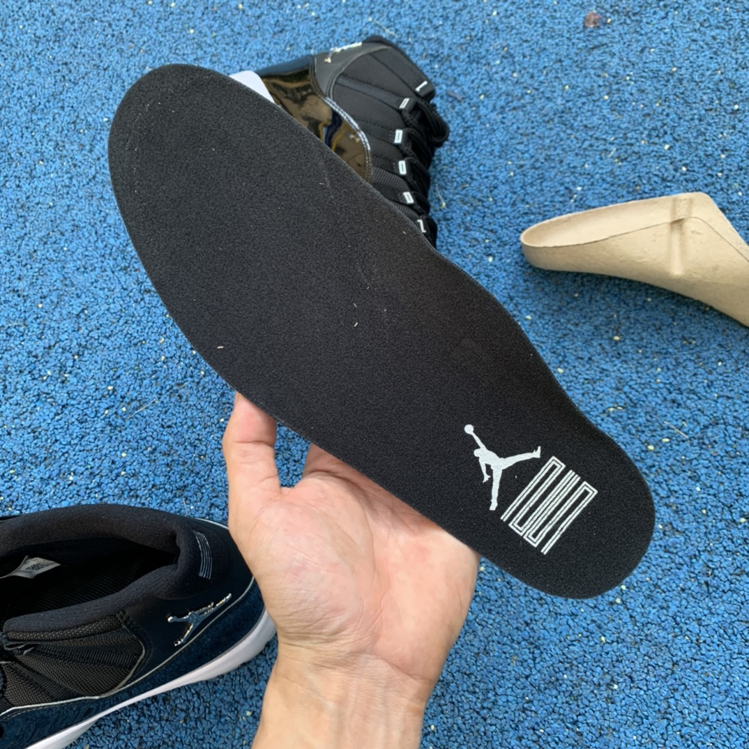 "LJR出品-aj11大魔王2.0-Air Jordan 11 ""25th Anniversary""CT8012-011_莆田ljr一双大约多少钱"