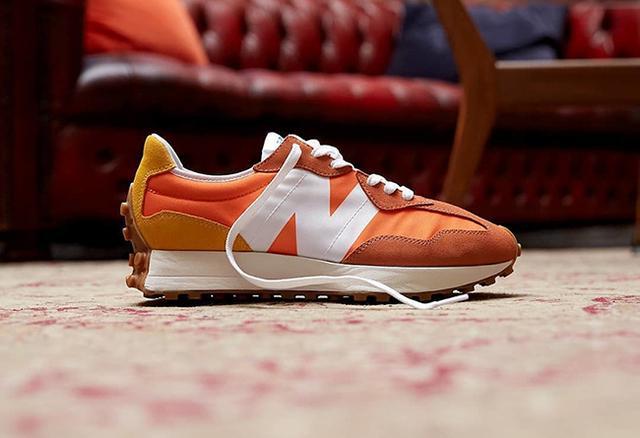 New Balance 327 三款配色_高仿奢侈品鞋工厂批发
