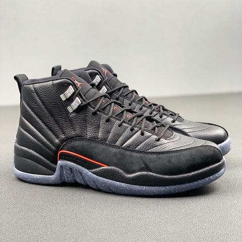 Air Jordan 12 黑桔_y3 f97420鞋莆田