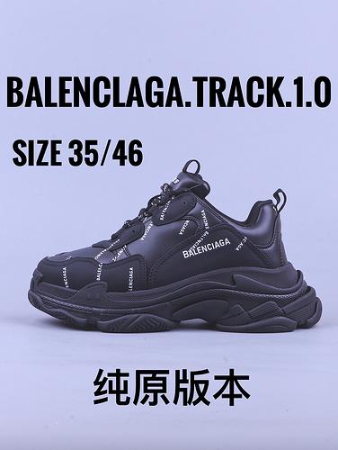 Balenciaga.Track.1.0  老爹鞋系列_莆田鞋GT毒版是什么意思