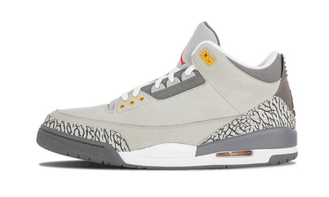 """Air Jordan 3 """"Cool Grey"""" 货号:CT8532-012_纯原OG"""