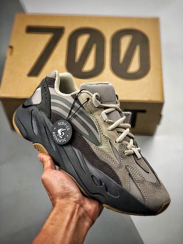 "S2椰子700 Yeezy 700 V2 ""Tephra"" 火山灰 S2纯原 货号FU7914_莆田鞋最高品质是什么"