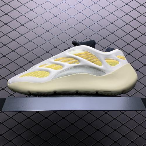 "Yeezy 700V3  "" Srphym "" 侃爷椰子夜光鞋面异型复古老爹鞋 G54853_s2鞋子什么意思"