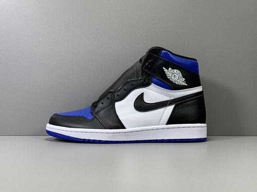GOD版_乔1  皇家蓝 Air Jordan retro 1 High OG,货号_555088-041_莆田god版鞋子