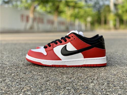 "Nike Dunk SB Low ""Chicago"" 货号:BQ6817-600_宜昌国贸aj专卖店"