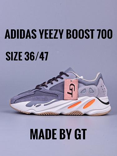 """椰子700 V2-GT版- """"磁铁""""FV9922 Gt纯原细节鉴赏_yeezy 350 GT毒版"""