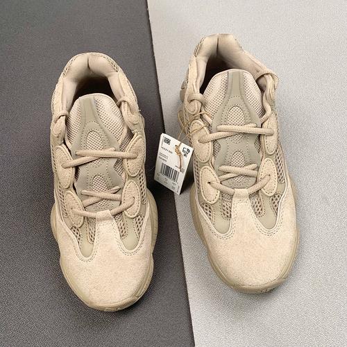 Yeezy 500 褐色_河源裸鞋vans