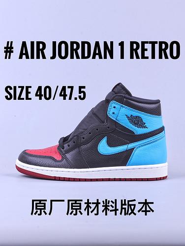 """Air Jordan 1 系列""""警灯2.0""""_GT毒版是哪里的货"""