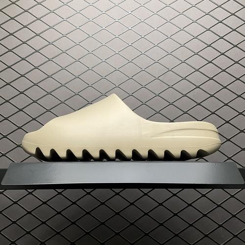 "Original Yeezy Slide "" Pure"" 暖沙黄 侃爷椰子拖鞋 GZ5554_sd纯原和s2纯原"