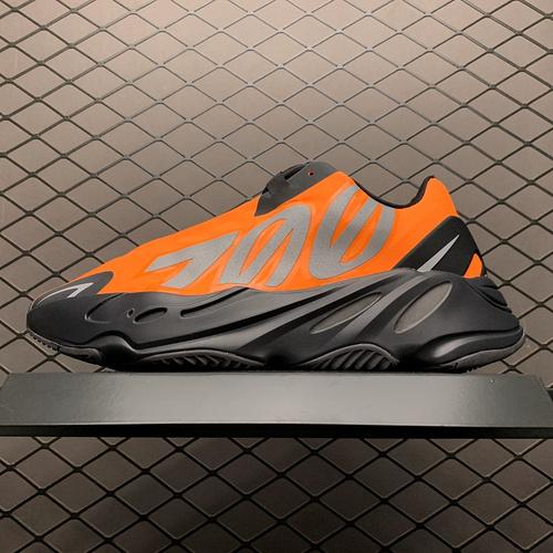 "Adidas 阿迪达斯 Yeezy 700 MNVN 3M反光 "" Orange "" 侃爷椰子700新配色 FV3258_s2纯原椰子"