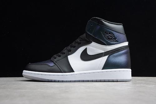 ST版 AJ1 黑白 变色尾907958-015_dt版本的鞋怎么样