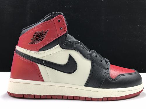 芝加哥   莞产 Air Jordan 1 RETRO HI OG,货号:575441-610_莆田鞋纯原和ljr