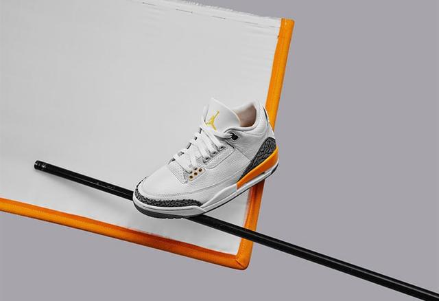 "Air Jordan 3 WMNS ""Laser Orange"" 货号:CK9246-108_东莞aj店"