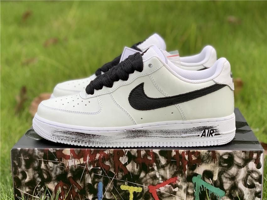 """PEACEMINUSONE x Nike Air Force 1 """"Para-Noise 2.0"""" 货号:DD3223-100_耐克aj官方网站专卖店"""