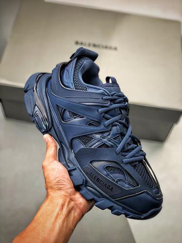 巴黎世家3.0 三代户外概念鞋  Balenciaga Sneaker Tess 3.0(无灯版)_s2工厂鞋子