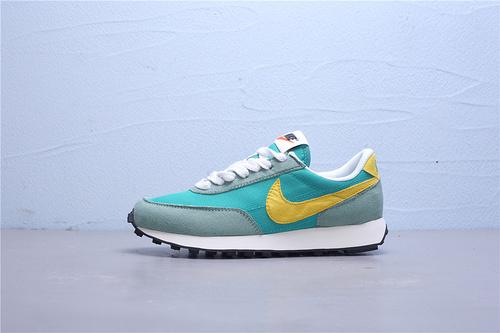 DA0824-300 公司级 Nike Wmns Air Daybreak 刺绣彩勾 破晓系列网纱华夫复古休闲运动慢跑鞋36-45