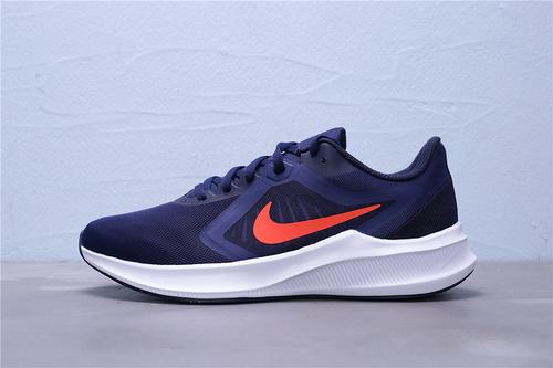 CI9981-400 公司级 Nike Downshifter 10 登月10代 新款网面透气超轻缓震防滑耐磨休闲运动跑步鞋 男鞋39-45