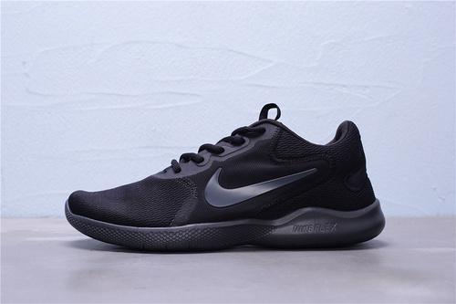 "CD0225-004 公司级Nike Flex Experience Rn9 耐赤克足系列休闲跑鞋 ""黑武士"" 男鞋 39-45"