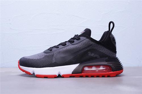 """CT7698-003 公司级 Nike Cortez Basic SL 编织透气 半掌气垫休闲运动慢跑鞋""""黑红白""""男鞋40-44"""