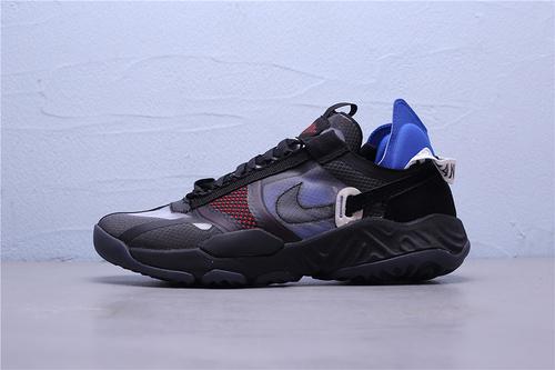 CW0783-108 公司级Air Jordan Delta React 陈冠希主刀亲自设计 复古休闲运动鞋 男女鞋36-45