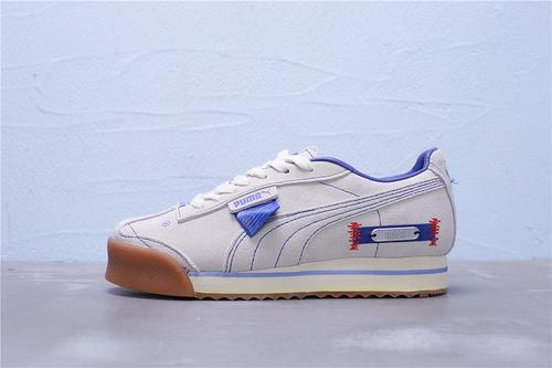 370109-01 公司级新版本 PUMA x Roma ADER ERROR 彪马联名款复古 神仙颜值 翻毛板鞋休闲鞋35.5-44
