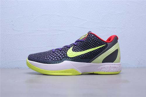 """CW2190-500 公司级Nike Zoom Kobe 6 Protro Del Sol"""" 科比科比六代 低帮男子篮球鞋40-46"""