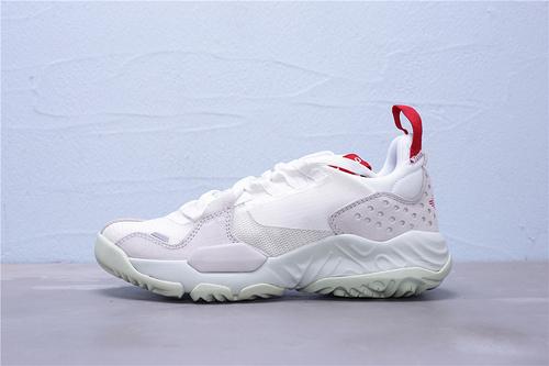 """CT1003-100 公司级 Nike Air Jordan Delta 乔丹代尔塔解构瑞亚泡棉系列机能慢跑鞋""""白红薄荷绿""""男女鞋36-45"""