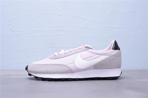 "CK2351-601 公司级 新版本 正确红盒 Nike Daybreak 华夫复古休闲慢跑鞋""樱花粉灰白黑""女鞋36-39"