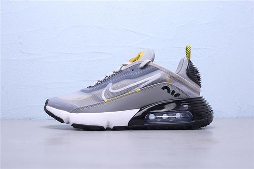 BV9977-002 公司级 Nike Air Max 2090 半掌气垫休闲运动慢跑鞋男鞋39-45