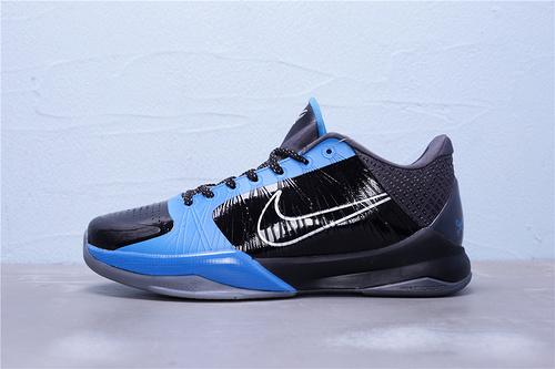 """CT8014-100 公司级 Nike Zoom Kobe 5 Protro 科比5代 男子篮球鞋 真碳纤维板 区别通货""""蝙蝠侠黑暗骑士""""男鞋40-46"""