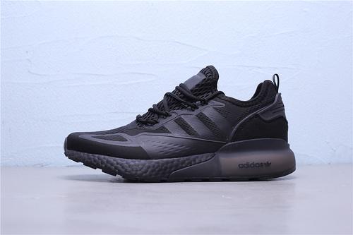 FV7478 公司级 Adidas ZX 2K Boost 2020夏季新款三叶草爆米花复古跑鞋 男鞋 40-45
