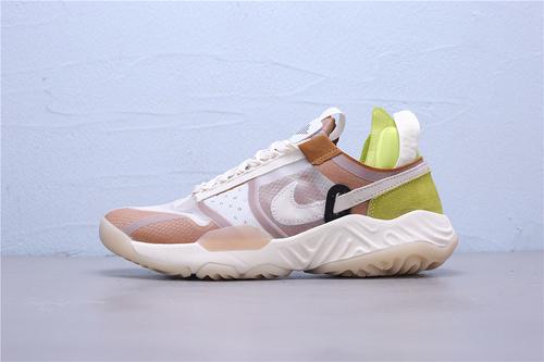 CW0783-104 公司级Air Jordan Delta React 陈冠希主刀亲自设计 复古休闲运动鞋 设计初衷在于打造一双适合全天候舒适穿着的鞋款 男女鞋36-45