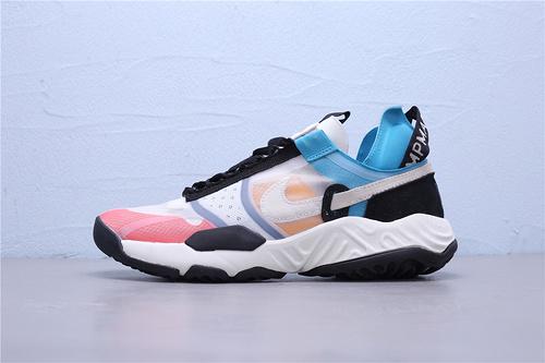CW0783-901 公司级Air Jordan Delta React 陈冠希主刀亲自设计 复古休闲运动鞋 设计初衷在于打造一双适合全天候舒适穿着的鞋款 男女鞋36-45