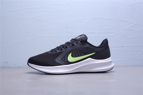 CI9981-009 Nike Downshifter 10 登月10代 新款网面透气超轻缓震防滑耐磨休闲运动跑步鞋男鞋39-45