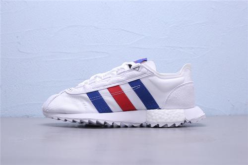 FW6375 公司级Adidas SL 7600 Boost阿迪复古透气爆米花跑鞋36-44