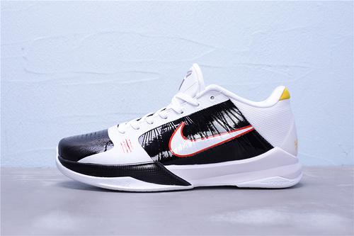 CD4991-101 公司级 Nike Zoom Kobe 5 Protro 科比5代 男子篮球鞋 真碳纤维板 区别通货 男鞋40-46