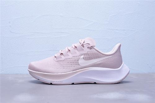 BQ9647-601 公司级 Nike Zoom Pegasus 37 登月37代 内置真气垫 超轻网面透气跑步鞋 女鞋36-39
