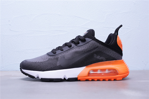 "CT7698-005 公司级 Nike Cortez Basic SL 编织透气 半掌气垫休闲运动慢跑鞋""黑橘白""男鞋40-44"