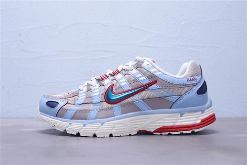 CK2961-131 公司级 Nike P-6000 复古老爹风休闲运动跑鞋男女鞋35.5-45