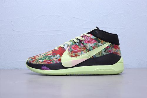 CI9948-601 公司级 Nike Zoom KD13 EP 杜兰特 13代 男子篮球鞋 该款采用全掌Zoom气垫 移除了中底布让这款鞋的力量反馈更为直接有力 鞋面采用多层轻质网面材料打造 鞋身变