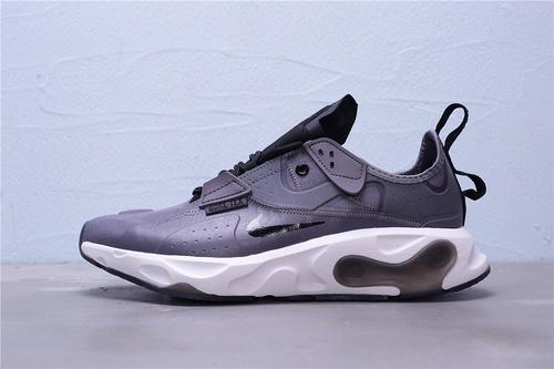 "BQ4737-005 公司级 Nike React-Type GTX 机能防水系列 休闲缓震运动慢跑鞋""米浅灰黑""男鞋39-45"