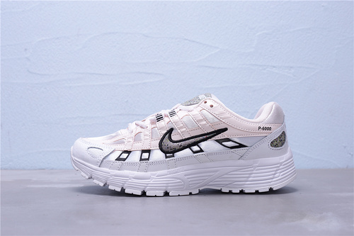 CJ9585-600 公司级 Nike P-6000 复古老爹风休闲运动跑鞋 女鞋35.5-40